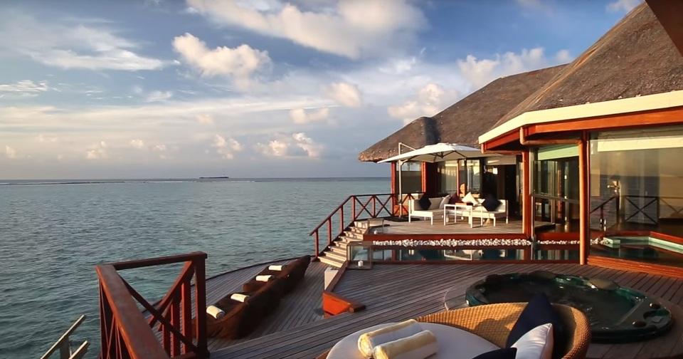 пакетные туры на Мальдивы