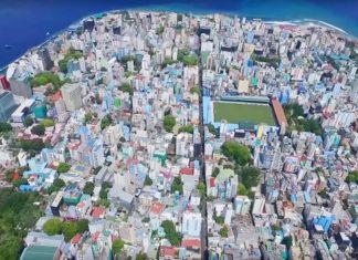 Столица Мальдивской республики Мале