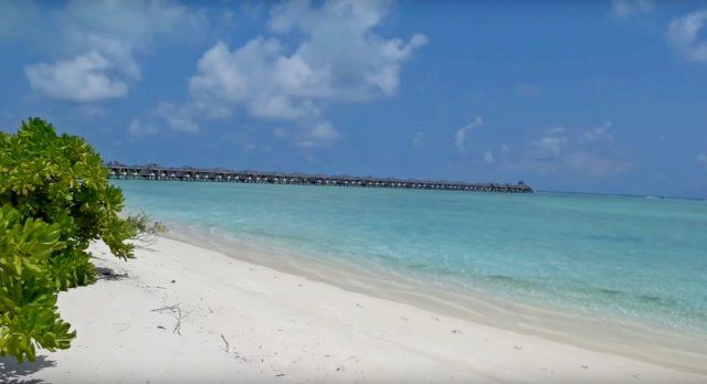 Sun Island Resort пляж