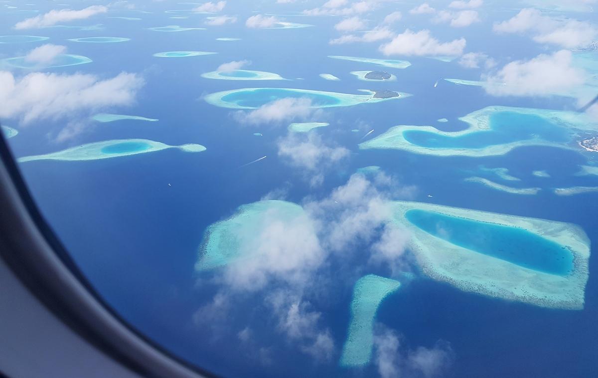 bilety na Maldivy