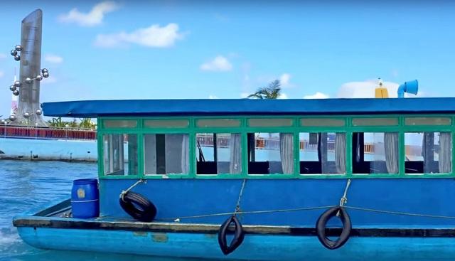 Vilingili Ferry Terminal