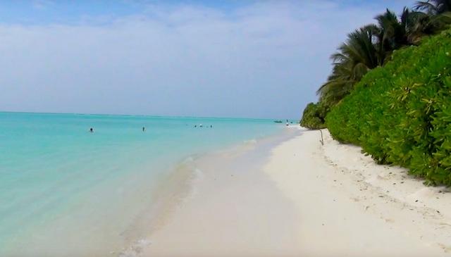бикини-бич острова Тодду