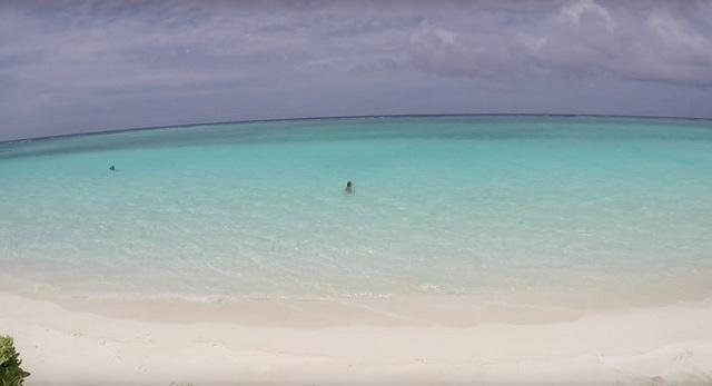 бикини-пляж на Тодду