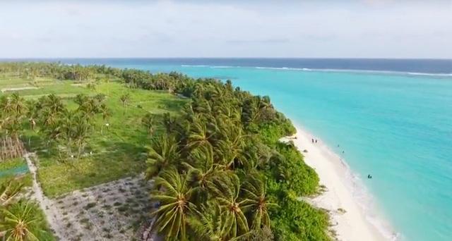остров Thoddoo