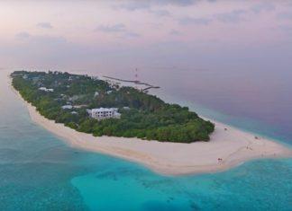 Локальный остров Ukulhas