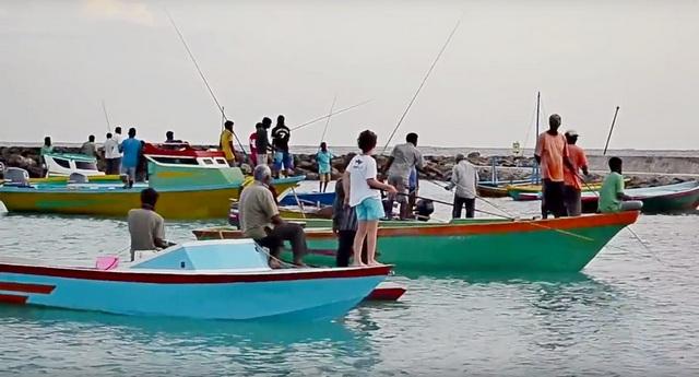 остров Укулас рыбалка