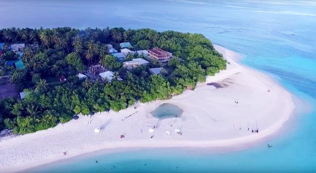 бикини-пляж на Укуласе
