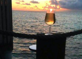 алкоголь на Мальдивах