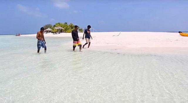 пляжи локальных островов