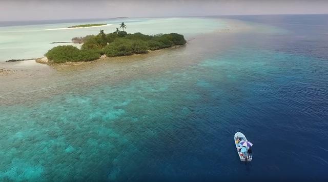 острова Madivaru и Madivaru Finolhu