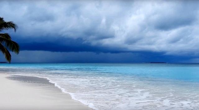 миф о погоде на Мальдивах