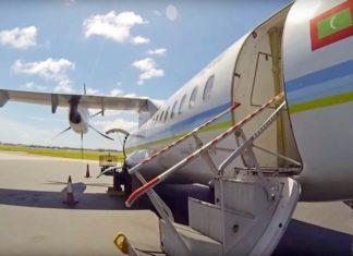 Трансферы на Мальдивах. Внутренний перелет