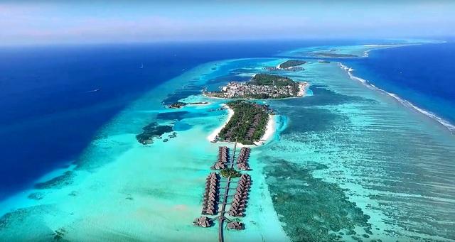 лучший отель для серферов на Мальдивах