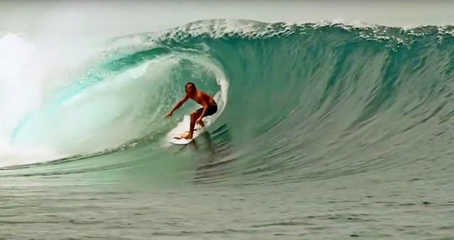 бюджетный серфинг на Мальдивах