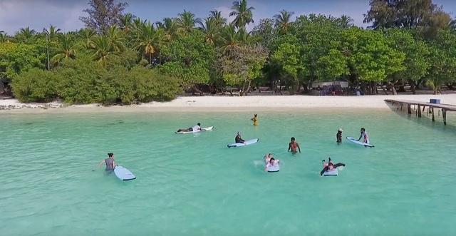 школа серфинга на Тулусду