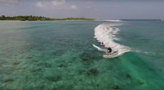 Локальный остров Тулусду (Thulusdhoo)