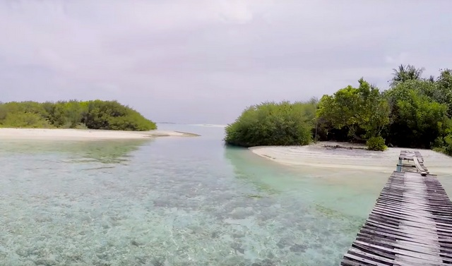 куриный остров рядом с Тулусду