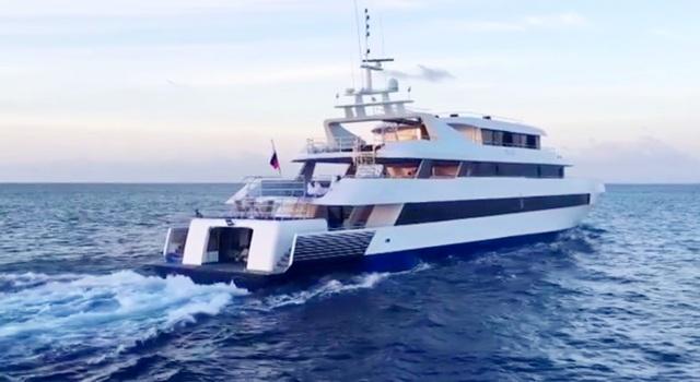 Круизы на яхте Ритрелла на Мальдивах