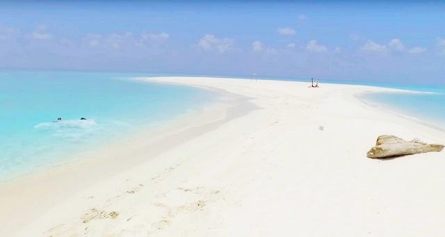 необитаемые острова по программе круиза