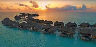 скидки 40% на отели Констанс на Мальдивах