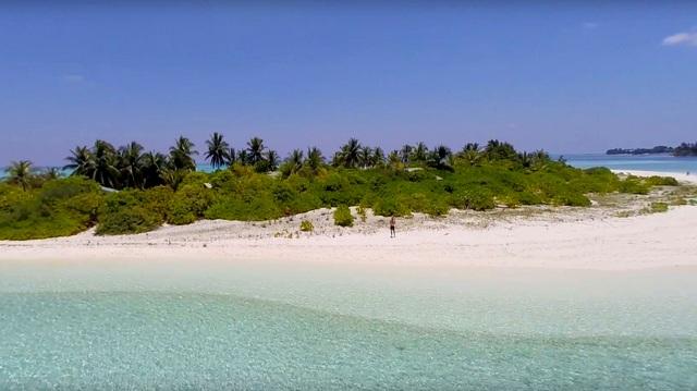 Локальный остров Фелиду (Felidhoo)