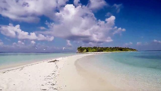 бикини-пляж