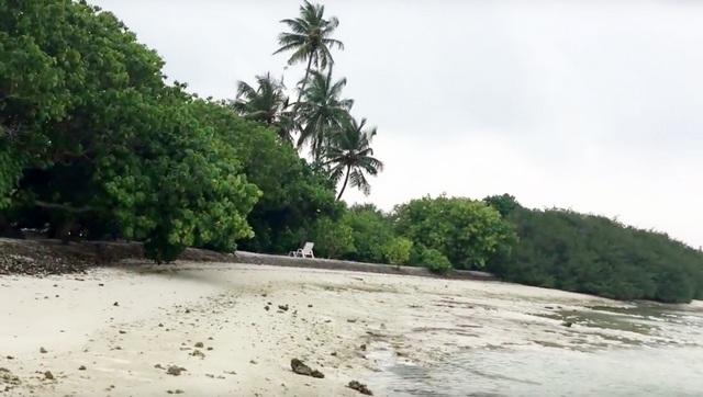 бикини-пляж на Lhosfushi
