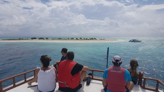 экскурсия на необитаемый остров