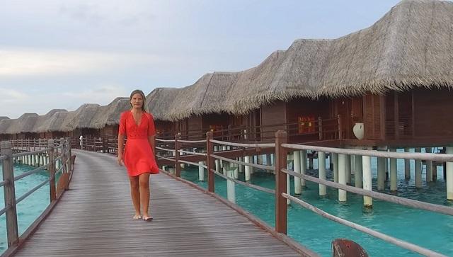 какую одежду брать на Мальдивы