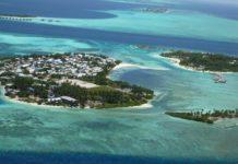 Локальный остров Гурайдо (Guraidhoo)