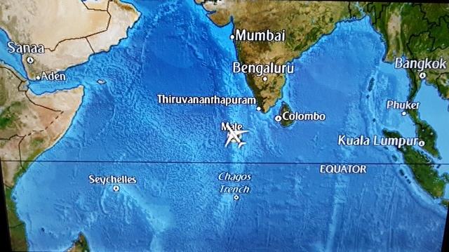 рассказ о поездке на Мальдивы