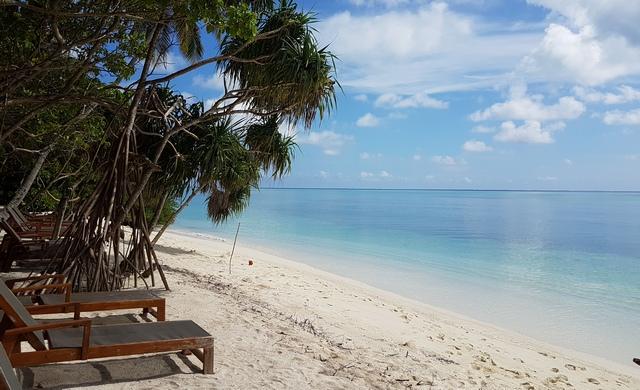 бикини-пляж Тропикал виладж