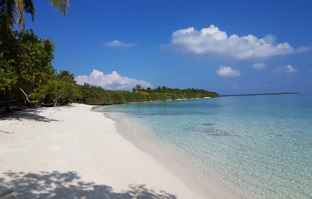 пляжи Фехенду