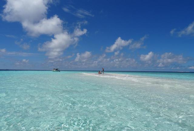 песчаный остров