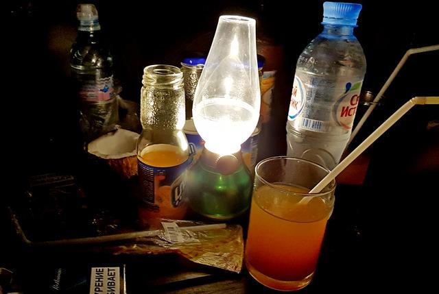 алкоголь на обитаемом острове на мальдивах