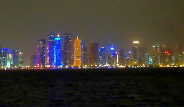 бесплатная экскурсия по Дохе