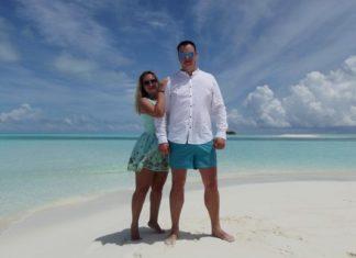 рассказ о свадебном путешествии на Мальдивы