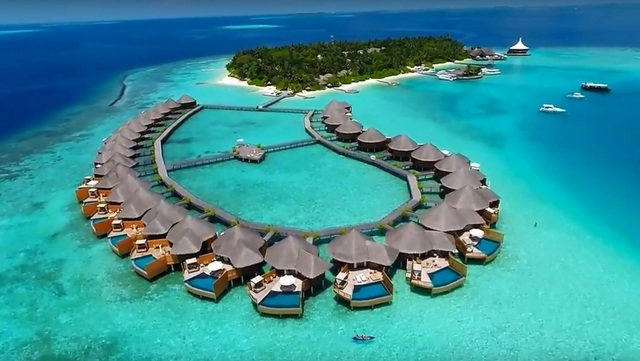 Baros Maldives Luxury Resort цены