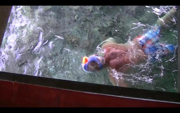водная вилла в Эмбуду
