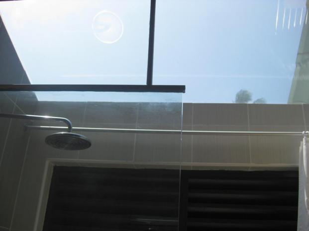 тропический душ в Эмбуду