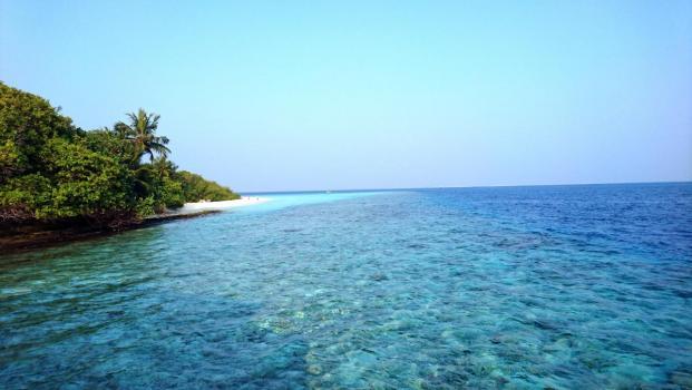 пляж Embudu Village