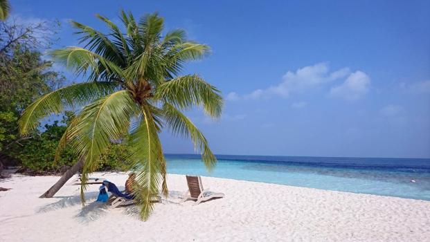 Мальдивы - это полный релакс