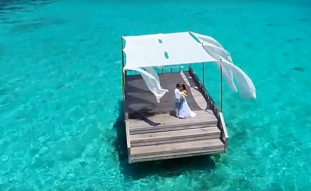 Свальба на Мальдивах Baros Maldives Luxury Resort