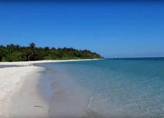 Локальный остров Оманду (Omadhoo). Остров красивых закатов.