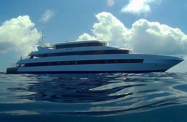 Летний круиз по Мальдивам на яхте