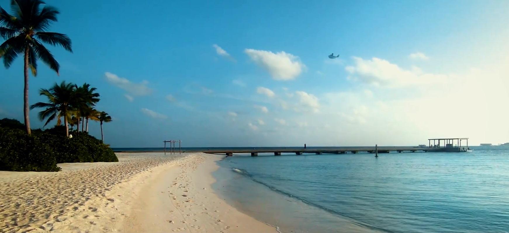 отзыв об отеле Kuramathi на Мальдивах