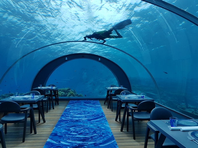 «5.8 Undersea»