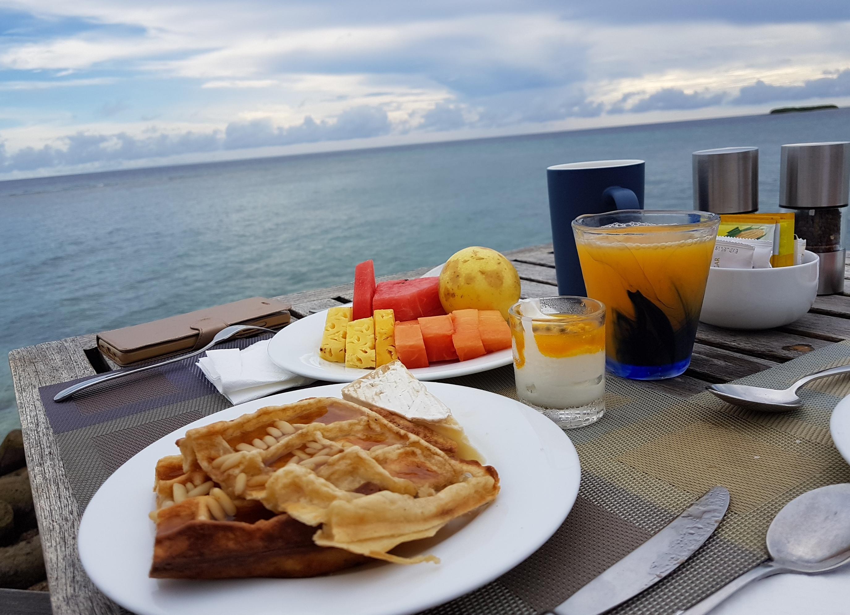 KUREDU завтрак