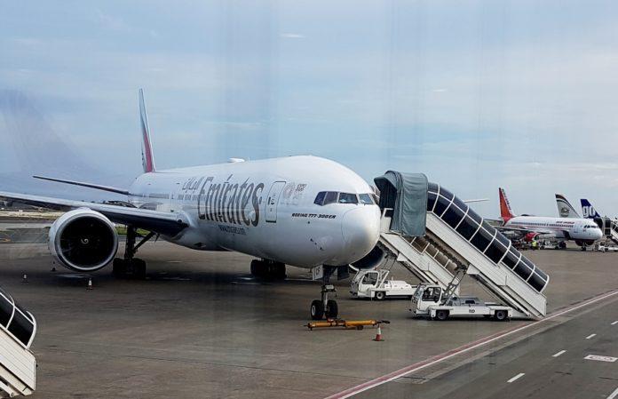 bilety Emirates