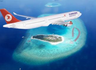 deshevie bilety na Maldivy Turkish Airlines